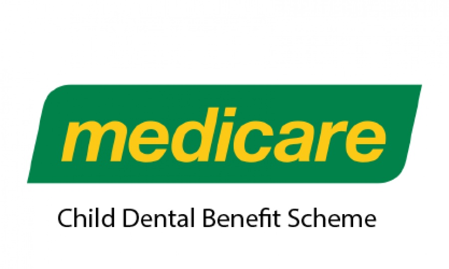 Medicare Child Benefit Scheme logo